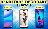Decodare Huawei P20Pro P20 P20lite P10 P10lite P9lite
