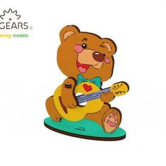 Puzzle din lemn Ursulet