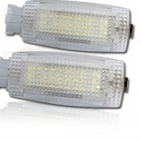 Lampi cu LED Parasolar SKODA Superb, VW, SEAT CANBUS OEM