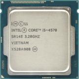 Procesor intel i5 4570 socket lga 1150 quad core 3.6 ghz 6m cache, Intel Core i5