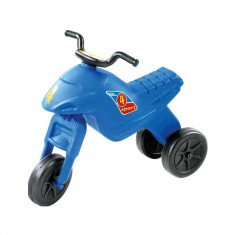 Motocicleta copii fara pedale Superbike 60 cm - Albastru