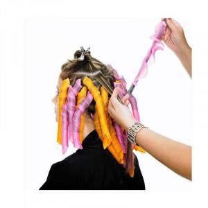 Bigudiuri flexibile Magic Leverag, 14 bucati, Multicolor