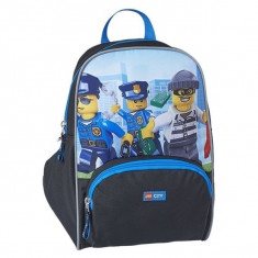 Rucsac Junior LEGO Core Line - City Police Chopper