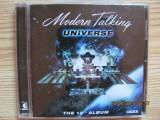 Modern Talking - Universe - The 12th Album cd original COMANDA MIMIMA 100 LEI