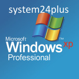 Cumpara ieftin DVD nou, sigilat cu Windows XP Professional original cu sticker, licenta retail, Microsoft