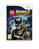 LEGO Batman 2 - DC Super heroes   - Nintendo Wii [Second hand], Actiune, 3+, Multiplayer