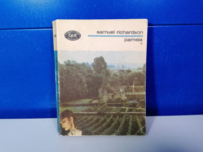 Samuel Richardson - Pamela vol 1 / C12 foto