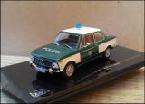 Macheta BMW 2002 (Politia germana 1972) 1:43 IXO