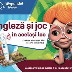 Pachet Raspundel Istetel - Engleza si Joc in acelasi loc