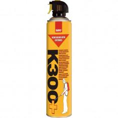 Spray insecticid cu aerosol Sano impotriva insectelor taratoare K300, 630ml