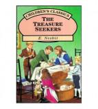 The Treasure Seekers, Miguel de Cervantes