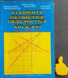 Elemente de geometrie descriptiva si aplicatii Cornelia Florea