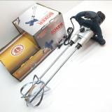 Malaxor BOXER SR070 Amestecator Vopsea Mortar Glet Mixer TranspGratuit