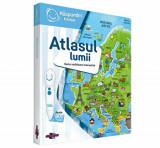 Carte interactiva Atlasul lumii, Raspundel Istetel