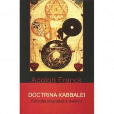 Doctrina Kabbalei. Filosofia religioasa a evreilor - Adolph Franck