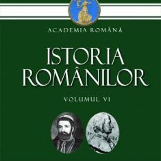 Istoria Romanilor vol. VI
