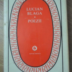 POEZII - LUCIAN BLAGA