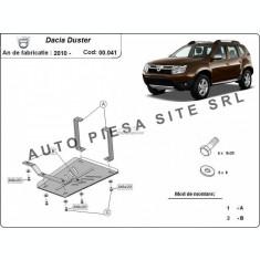 Scut metalic diferential Dacia Duster 4X4 fabricata in perioada 2010 - 2013 APS-00,041
