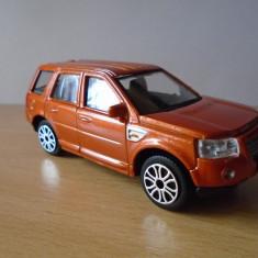 Macheta auto Land Rover Freelander 2, Bburago, 1:43