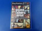 Grand Theft Auto San Andreas (GTA) - joc PS2 (Playstation 2), Actiune, 18+, Single player, Rockstar Games