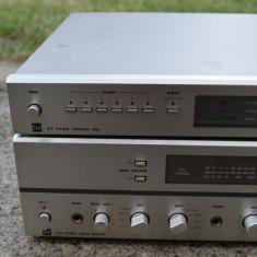 Amplificator Dual CV 1450 si Tuner Dual CT 1450