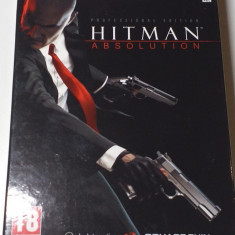 Joc XBOX 360 Hitman Absolution - Proffesional Edition