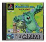 Joc PS1 Disney - Pixar's - Monsters Inc. - Scare Island PLATINUM