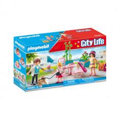 Playmobil City Life - Pauza de cafea