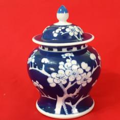 Portelan vechi Chinezesc perioada Kangxi model prunus