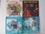 4 Tina & Ike Turner Disc-Discuri Vinil-Vinyl Lot-Collectie Rock-Funk-Soul