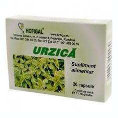 Urzica Hofigal 20cps Cod: 10620