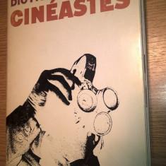 Georges Sadoul - Dictionnaire des cineastes (Editions du Seuil, 1965)