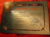 Diploma Master Class- Fundatia Romana de Chitara- Festival Internat.2006