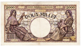 Bancnota 2000 lei 18 noiembrie 1941 (3)