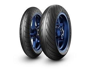 Motorcycle Tyres Metzeler Racetec RR Intermediate ( 190/60 R17 TL Roata spate, NHS )
