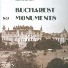 Bucharest Monuments  - de Narcis Dorin Ion