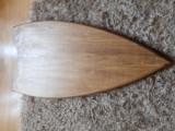 Panoplie Cerb lemn de tei 60x35cm