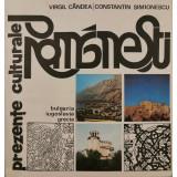 Prezente culturale romanesti - Virgil Candea, Constantin Simionescu