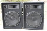Boxe Omnitronic DX 1522