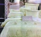 Cumpara ieftin Lenjerie de pat din mătase Valentini Bianco MT010/18