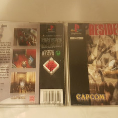 [PSX] Resident Evil  -  joc original Playstation 1 PS1