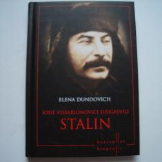 Iosif Vissarionovici Dugasvili Stalin - Elena Dundovich, Litera, 2013