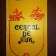Cercul de aur- Mihai Maniutiu