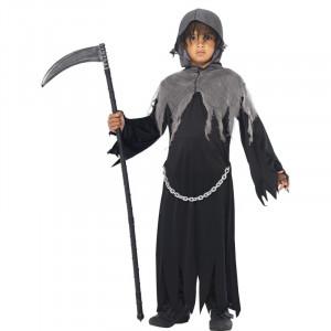 Costum Grim Reaper copii 10-12 ani - Carnaval24