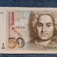 50 Mark 1991 Germania RFG, marci germane