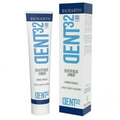 Pasta de dinti bio pentru copii DENT32 Bioearth