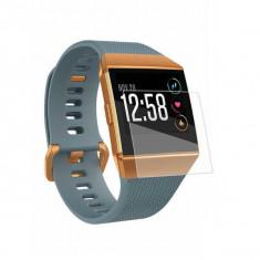 Folie protectie ceas Fitbit Ionic, anti-zgarieturi, ecran smartwatch