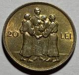 20 Lei 1930 Hora, Londra, Romania, Luciu de batere