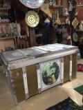 Cufar lemn reconditionat