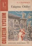 Enigma Otiliei, Volumul al II-lea
